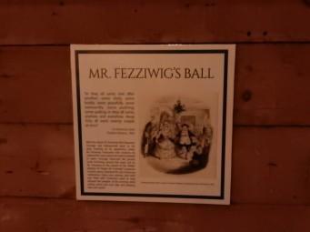 Mr. Fezziwig always threw a good party