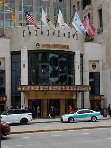 The Intercontinental Hotel