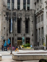 The Tribune Building