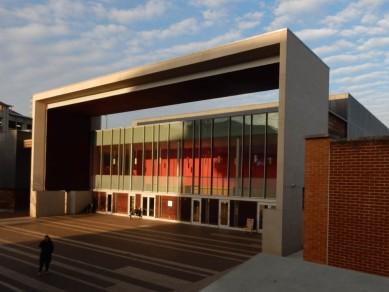 Silver Spring community center.