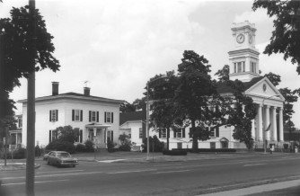 First Congregational Church circa 1979, at the time of nomination to the NRHB