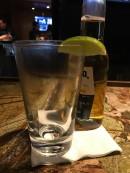 New Corona, new glass, new lime wedge.