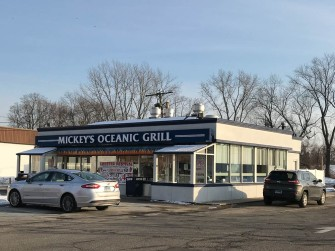 Mickey's Oceanic Grill