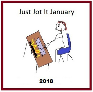 Just Jot Jan