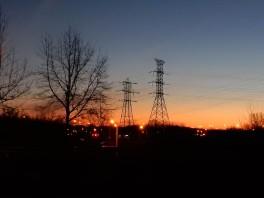 Maybe a little bit of sunrise.
