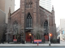 Main entrance - Christ Church Cathedral