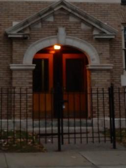 Door details at 44.