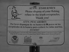 Getting ready for fishing season.