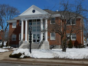 Burlington Town Hall Annex