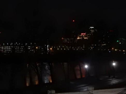 Hartford before the alarm.