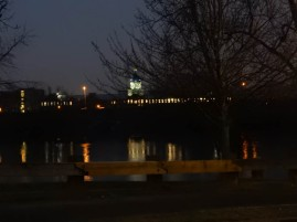 The Colt Building from Great River Park - yeah, you've seen this before.