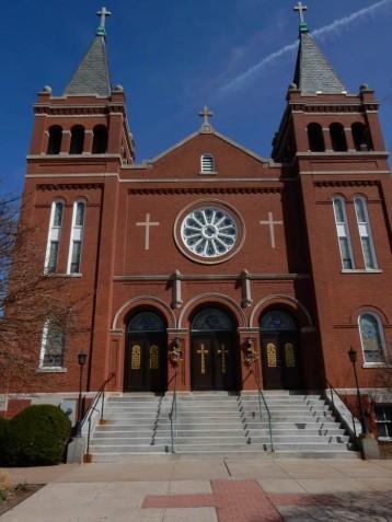 St. Gabriel's Church, Windsor, CT.