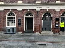Faneuil Hall entrance