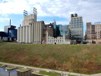 The west side mills.