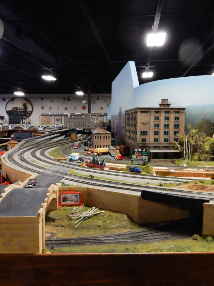 This is the back side of the main layout.