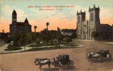 Post card - By Nic Tengg - The University of Houston