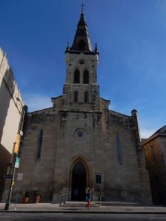 St. Joseph's Church - San Antonio.