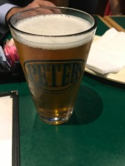 Duckpin Pale Ale - Locally brewed in Baltimore.