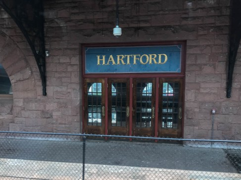 Hartford's Union Station is seeing more passengers as of last week.