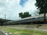 Six daily AMTRAK trains are also carrying Hartford Line passengers. This reduced trips but still saves people money.