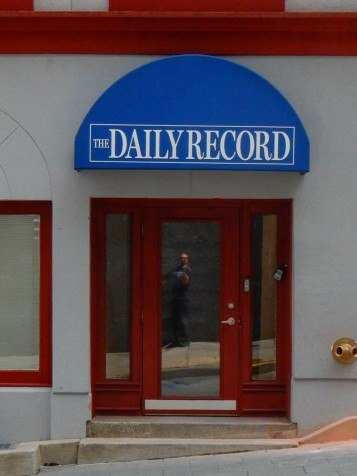 The Daily Record, a statewide business and legal newspaper.