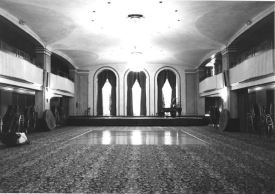 Ballroom of the Lord Baltimore from NRHP nomination form.