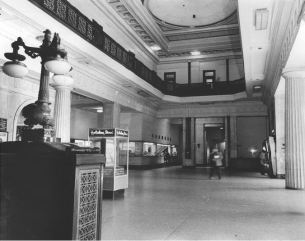 Interior shot from NRHP nomination form.