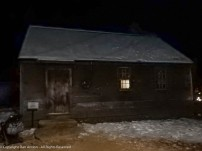 I think this is the schoolhouse at Old Sturbridge village, Taken during our annual winter visit.