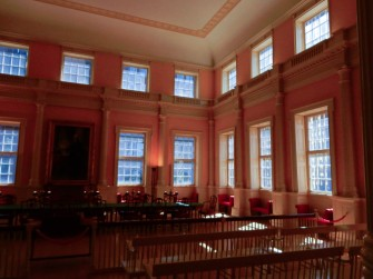 The chambers are remarkable to see, even today.