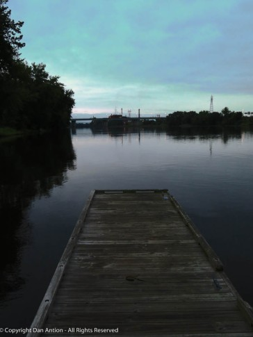 I didn't think I could use this, but I like the image of the dock.