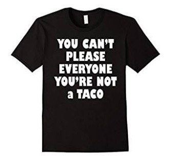 not a taco
