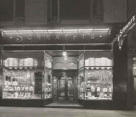Schraffts at Chrysler Building - 42nd St and Lexington Ave.