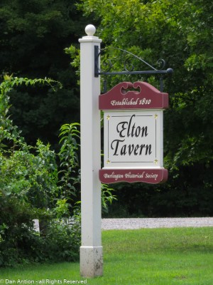 "The NRHP Nomination form refers to this as ""Brown Tavern"""