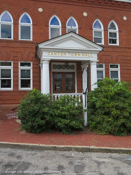 Canton Town Hall.