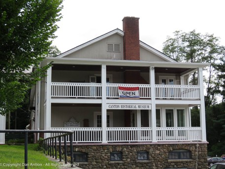 How about those porches?