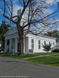 Collinsville Congregational Church.