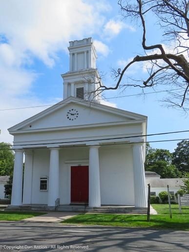 Collinsville Congregational Church.