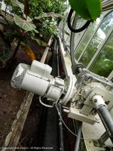 This system opens the greenhouse windows (like doors). I had to include this :-)