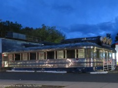 This is the diner on the postcard from Atonement. Sadly, it has been closed for over a year.
