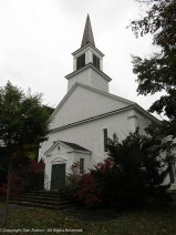 I'm not sure which church this is, but it's 100% New England.