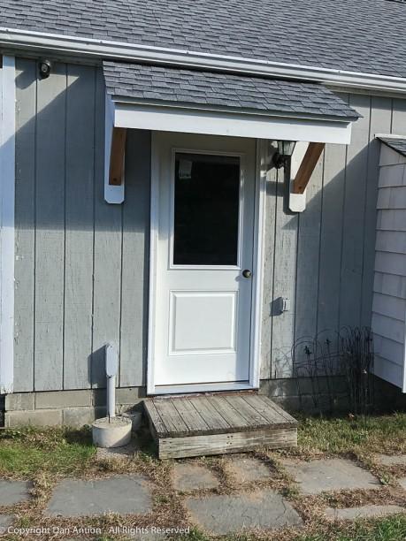 New door - done!