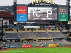 Well, those are doors, and it gives ma a chance to include one more image of PNC Park