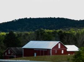 Another central Pennsylvania farm. I love barns.