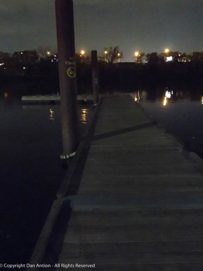 The boat launch is closed. They will be removing the dock soon.