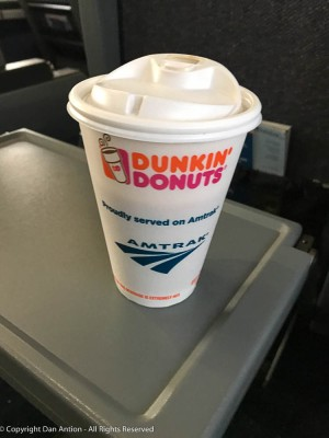 This beats airline coffee by a mile.