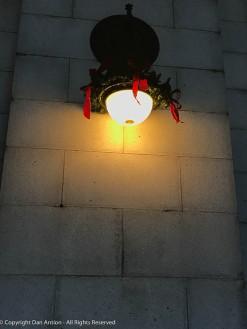 Christmas lamp for Joey.