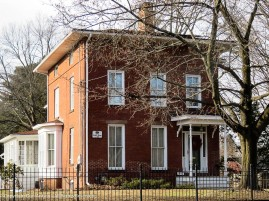 Another classic. Build by George Loomis in 1856.