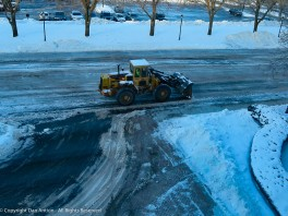 """This struck me as a bit of overkill - we only had 6"""" of snow."""