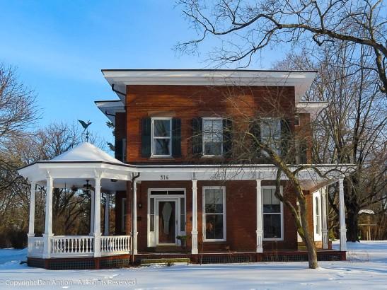 Horace H. Ellsworth House – 1873