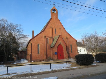 This church is still in operation.